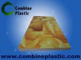Marmorgefühl Plastik-Belüftung-Laminierung-Film verwendet auf Belüftung-Schaumgummi-Vorstand