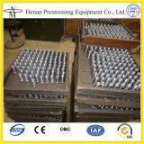 Forçando a cunha principal para cabo Prestressed de 12.7mm e de 15.24mm