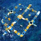 Heißer Verkaufs-aufblasbare Meerwasser-Park-Spiele für Erwachsenen