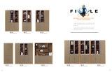 Самомоднейший кухонный шкаф шкафа для картотеки дверей офиса 6