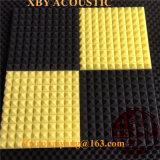 Панели акустической пены с панелью потолка панели стены акустической панели формы пирамидки
