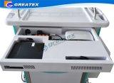무선 간호 컴퓨터 테이블 트롤리, 컴퓨터 워크 스테이션 손수레 (GT-ENT01)