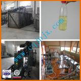 El aceite mineral usado el sistema de recuperación de la columna de destilación de vacío