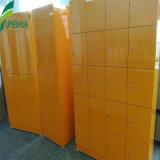 Огнезащитные лоснистые поверхностные шкафы локера шкафов