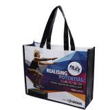 Imprimés promotionnels personnalisés Shopping sac poly stratifié non tissé