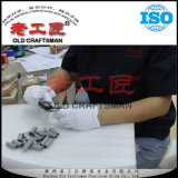 La cadera de K30 K40 sinterizó la perforación cementada del carburo de tungsteno muere