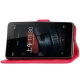 Крышки Flip бумажника случаев мобильного телефона кожаный для Lenovo K10