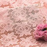 Guarnizione del merletto del merletto diligente del jacquard