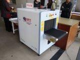 Scanner de petite taille de bagages de rayon X de produits de garantie pour l'inspection de garantie