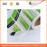 Etiqueta engomada auta-adhesivo impresa papel de la impresora de la etiqueta de la impresión de la escritura de la etiqueta del cartón