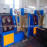 Machine de dessin à fil de cuivre fin Hxe-24dt avec machine de recuit continu