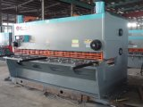 Машина гидровлической гильотины режа (6X4000)