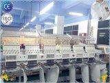 Wonyo 6 головок компьютеризировало машину вышивки с 9/12 игл для тенниски крышки и плоской вышивки сделанных в ценах Китая