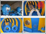 Giocattolo gonfiabile del traforo di sport interattivo del circo dei 2017 treni (T5-004)