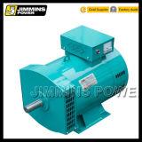 エネルギー保存および低い消費ブラシおよびすべての銅の生成セット(8kVA-2000kVA)が付いている三相AC電気ダイナモの交流発電機