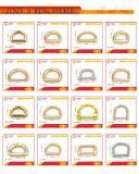 方法高品質の袋及びストラップ及びカラー及び鎖の金属のDリング