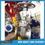 Válvula de puerta industrial del acero inoxidable del ANSI 300lb