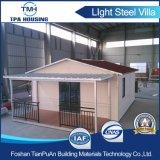 Chambre de bâti en acier préfabriquée de petite taille pour la maison de nécessaire