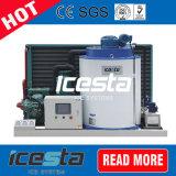 machine de glace d'éclaille de l'eau doux 5000kg/Day pour le récipient de poissons
