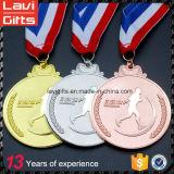 Профессиональное изготовленный на заказ японское медаль металла отделки марафона