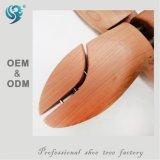 Esticador de madeira personalizado inflável aromático da sapata, árvore da sapata