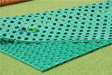 Цветастая резиновый циновка, резиновый половые коврики для травы, лужайки