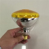 PAR38 Lámpara de Infrarrojos pintada de amarillo