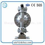 Air-Operated二重ダイヤフラムの砂の吸引のステンレス鋼ポンプ