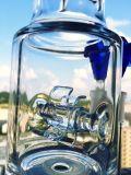 Ne vendre aucune plus grande conduite d'eau de fumage en verre simple de filtre