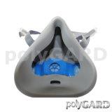 Demi-masque à gaz en silicone (6102)