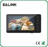 """Сенсорный экран 7"""" видео Интерком домашних систем безопасности (M2107DCR)"""