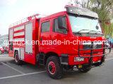 FAW 4X2/4X4 camion dei vigili del fuoco, camion di lotta antincendio