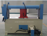 machine principale de déplacement hydraulique en caoutchouc de découpage de Quatre-Fléau de la précision 35t