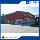 Structure en acier panneau sandwich Atelier & Warehouse