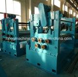 Acier inoxydable hydraulique fendant la ligne de découpage machine à vendre