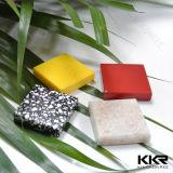 Строительный материал искусственним Corian доработанное камнем акриловое твердое поверхностное