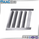 Piezas de aluminio que trabajan a máquina del CNC de la aduana