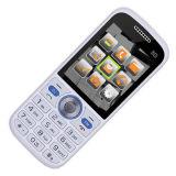 2,0-дюймовый одной SIM-Bluetooth 3G старших телефоны с Facebook и Twitter