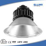 industrielle hohe Bucht-Beleuchtung des Lager 150watt PC Deckel-LED