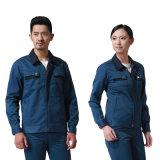 Heißer Verkaufs-Unisexarbeitsuniform für Arbeitskraft-Baumwollarbeitskleidung