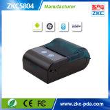 Bluetooth 이동할 수 있는 인쇄 기계 (ZKC5805)를 인쇄하는 2inch 표