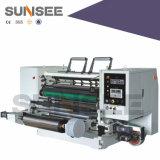 Película plástica/máquina que raja del papel (fuente de la fábrica)