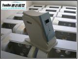Alta precisión que muele piezas del CNC de las piezas de Alumium que trabajan a máquina