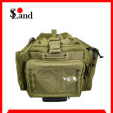 Green Cordura Fabric Military Equipment Sac à roues
