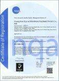 Harte Silikon-Noten-Schlüssel mit PCBA und Metallabdeckung