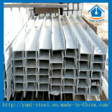 Vigas ligeras del edificio H de la estructura de acero con la alta extensión