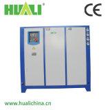 Bonne qualité Hlla~12.5si réfrigérateur refroidi par air industriel de refroidissement de capacité de 32.4 kilowatts