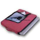 Shockproof dünner tragender Laptop-Großhandelskasten, Soem-Form 13 Zoll-Laptop-Hülse mit Reißverschluss