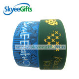 Angepasst und Entwurf färbt Silikon-Armbänder