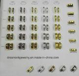 공장은 남자와 여자를 위해 놓인 최상 형식 결혼 반지를 주문을 받아서 만들었다